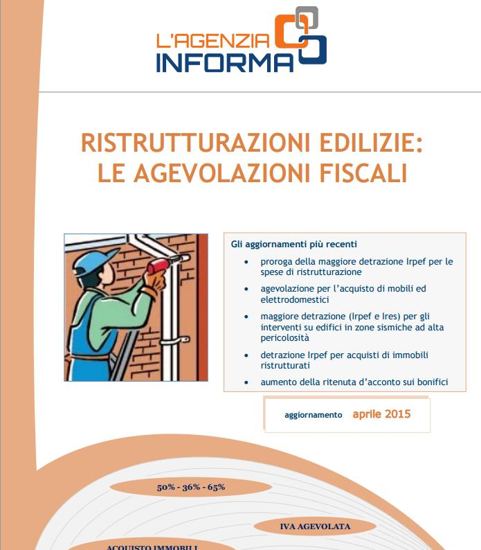 NGSICUREZZA.COM agevolazioni fiscali